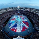 2012 Olympic Games Closing Ceremony at London Olympics Stadium