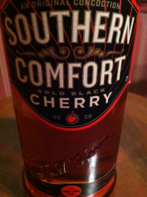 Southern Comfort Bold Black Cherry review