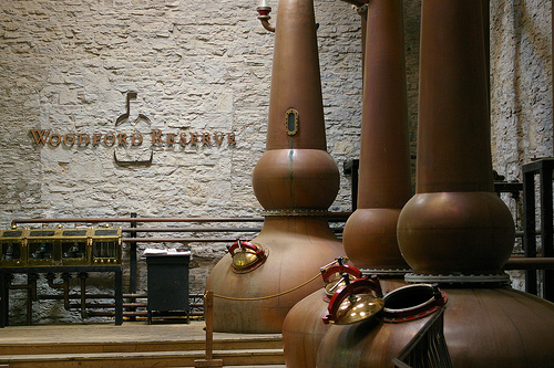 Woodford Reserve Bourbon Distillery