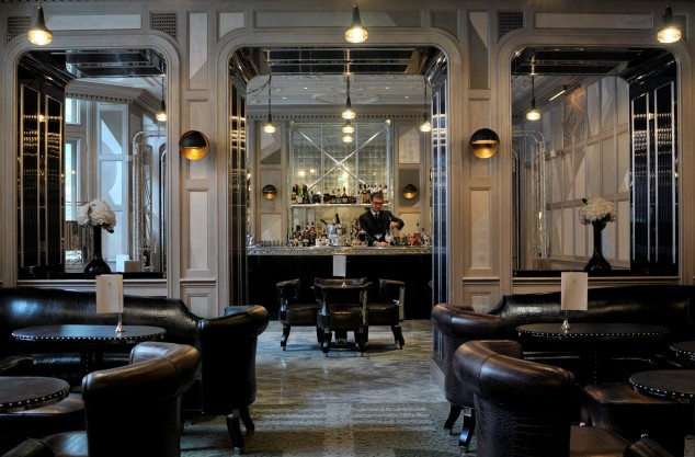The Connaught Bar, London, England