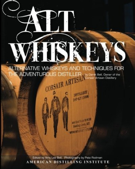 Alt Whiskeys Darek Bell book