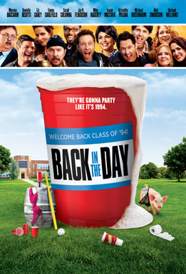 Back in the Day 2014 movie