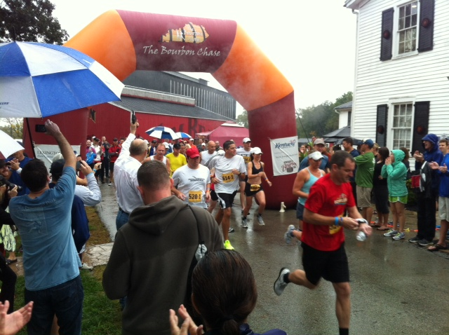 The Bourbon Chase 2012