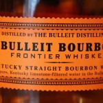 Bulleit Bourbon Label