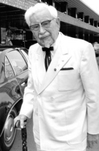 Colonel Harland Sanders, Founder of KFC
