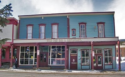 The Gold Pan Saloon, Breckenridge, Colorado