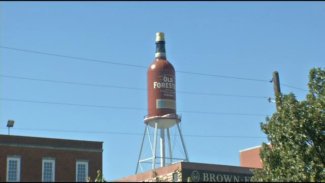 The New Old Forester Water Tower