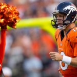 Peyton Manning was singed to Denver Broncos for 96 million dollar 5 year contract