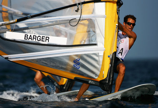 Ben Barger Olympic Sailor