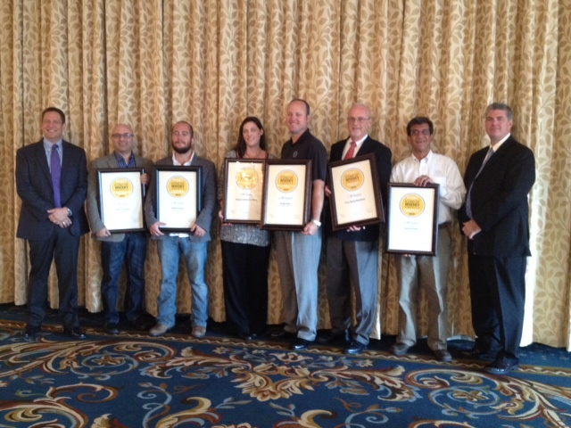 The North American Winners for the Icons of Whisky 2012
