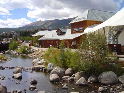 Riverwalk Center, Breckenridge, Colorado