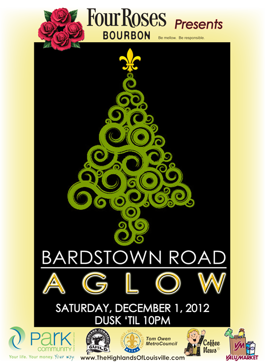 Bardstown Road Aglow 2012