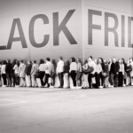 Black Friday Shopping Lines