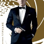 Skyfall with Daniel Craig as James Bond