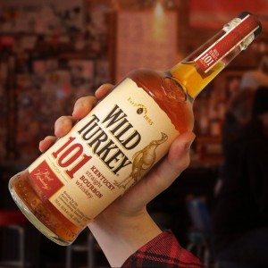 Wild Turkey Bourbons
