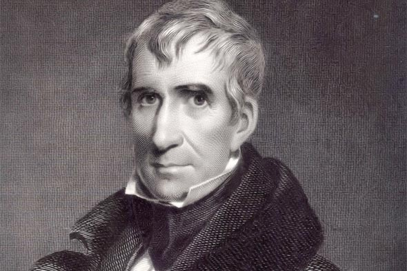 William Henry Harrison, the Ninth President of the United States