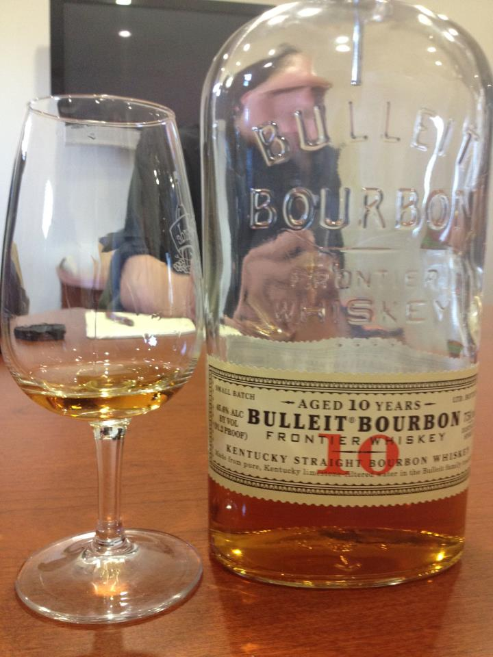 Bulleit 10 Bourbon Whiskey