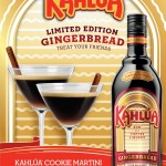 Kahlua Gingerbread