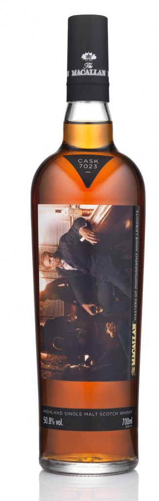 Macallan Bar Bottle Sherry Oak Masters Photography 1991