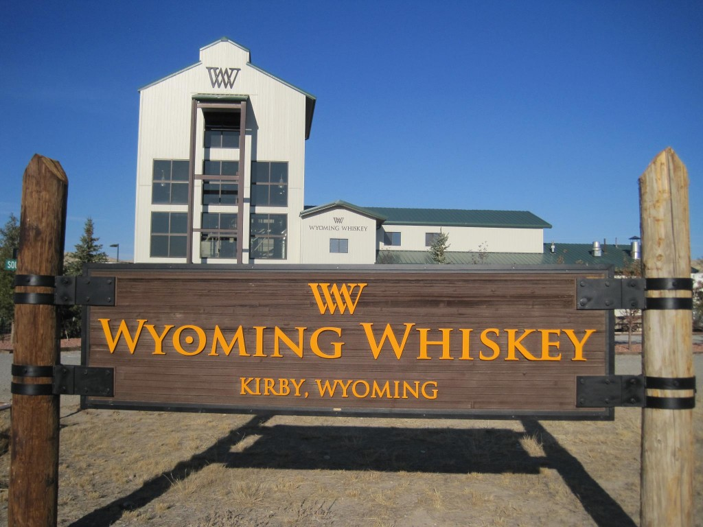 Wyoming Whiskey Distillery, Kirby Wyoming