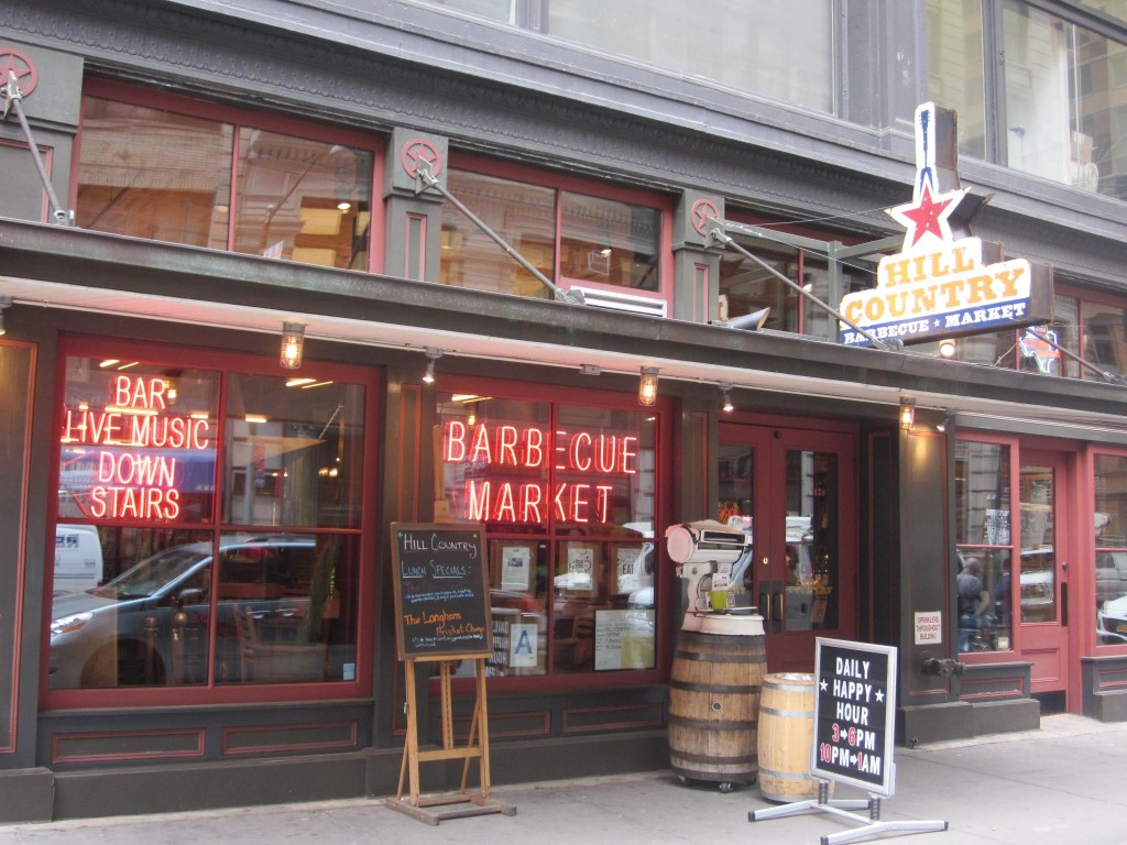 ill Country Barbecue Market New York