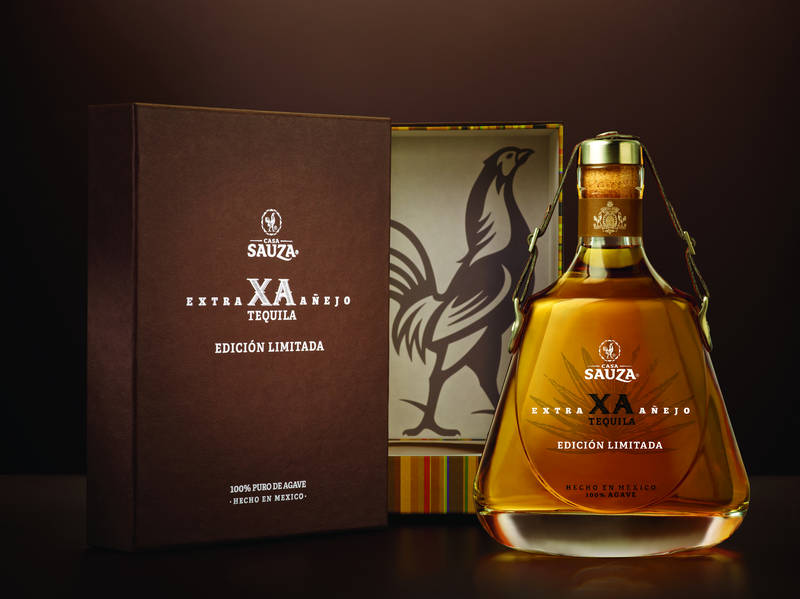 The Sauza Extra Anejo Limited Edition