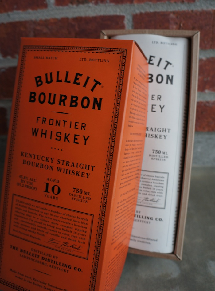 Bulleit 10 Bourbon Box