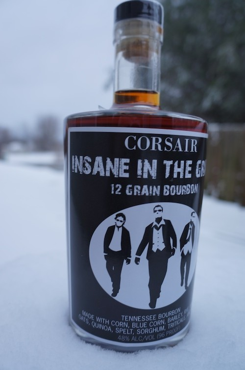 Corsair Insane in the Grain Bourbon