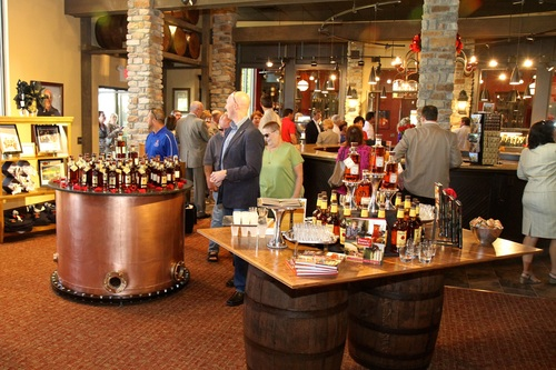 Four Roses Distillery New Visitors Center