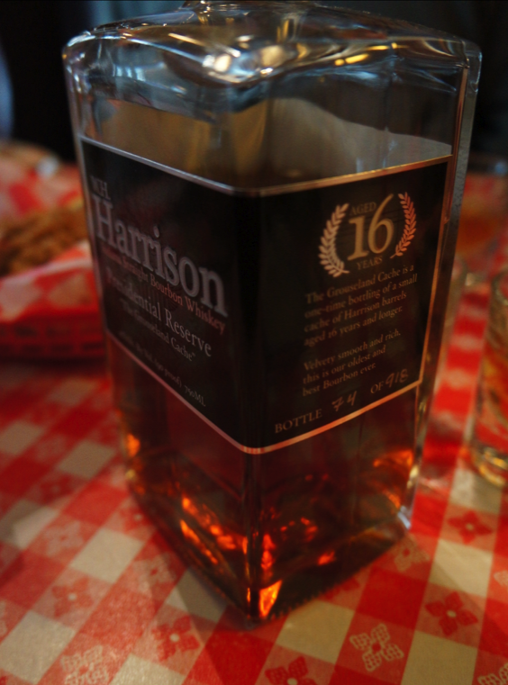 Harrison Bourbons 16 Year Old