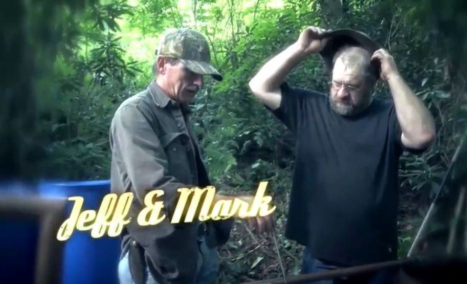 Jeff and Mark Moonshiners