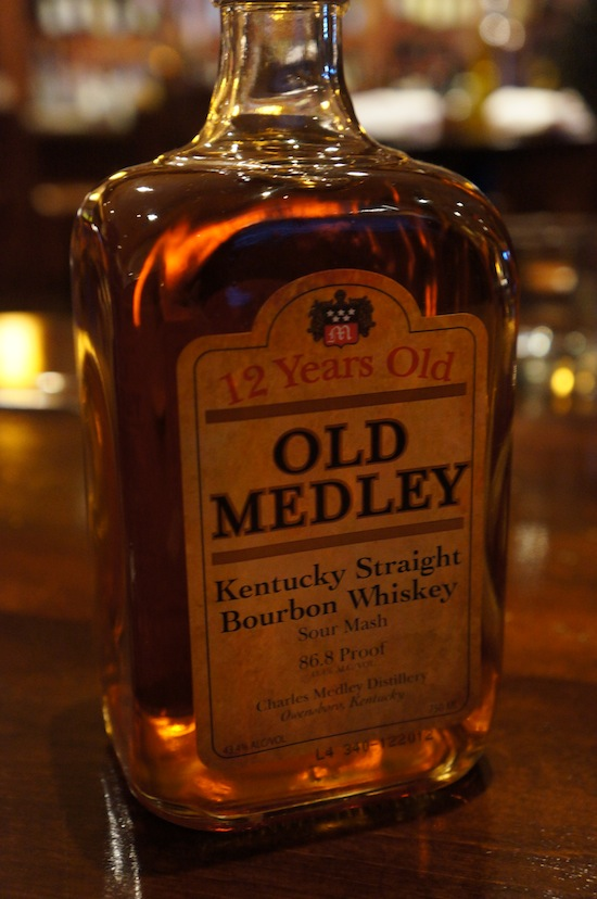 Old Medley Bourbon