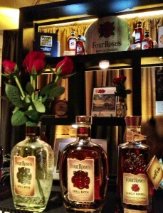 Four Roses Bourbon Was Featured at the Inaugural Bluegrass Ball 2013 in Washington DC