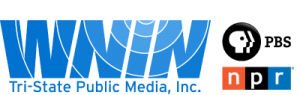 WNIN TV Radio NPR Logo