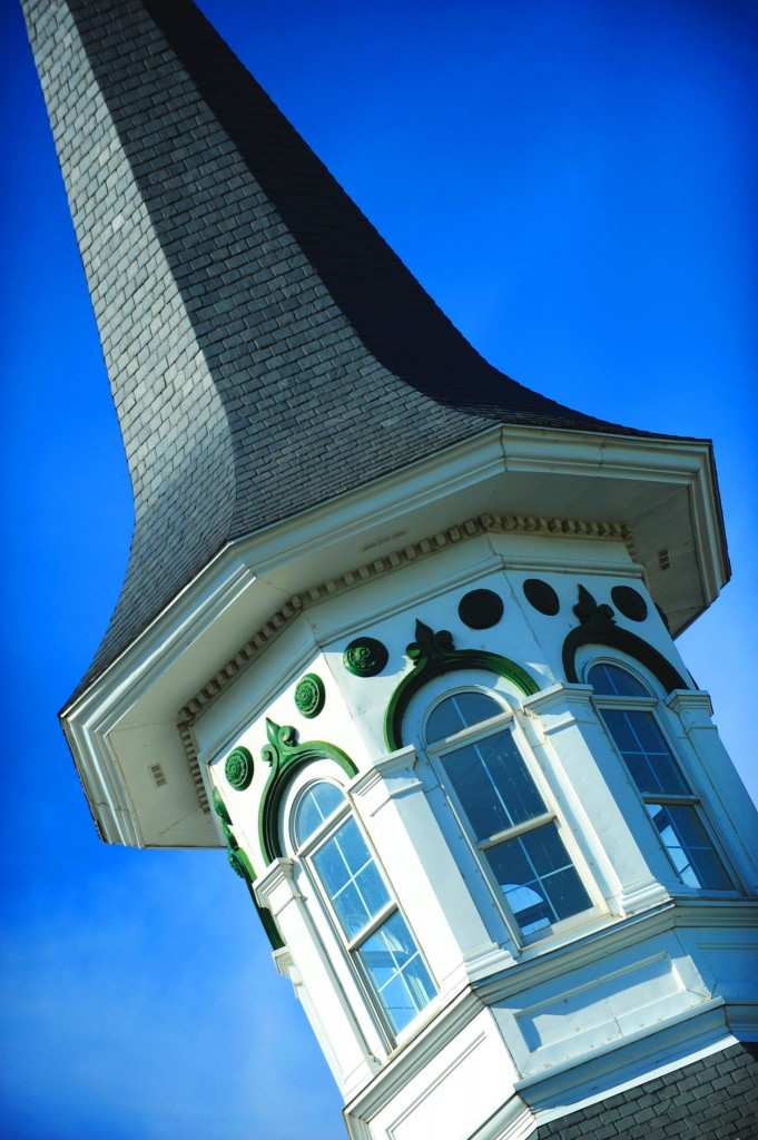 Churchill Downs Spires