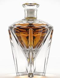 Johnnie Walker Diamond Jubilee bottle