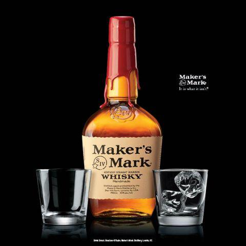 Makers Mark 84 Proof Ad