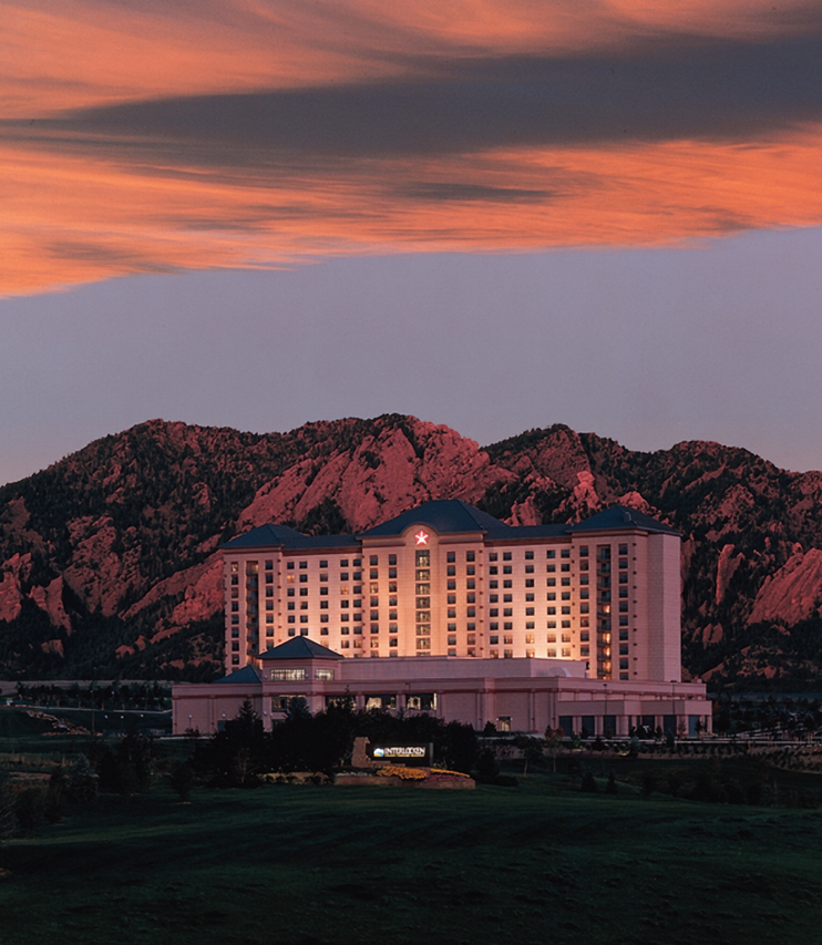 Omni Interlocken Resort Broomfield  Colorado