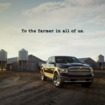 Ram Trucks Super Bowl Farmer Commercial