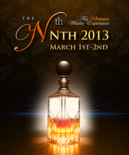 The Nth Show 2013 Ultimate Whisky Experience Las Vegas