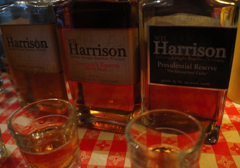 W. H. Harrison Bourbon Collection