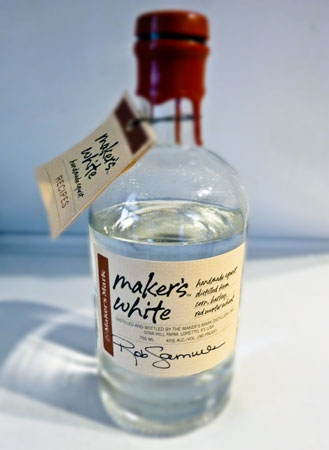 Maker's Mark White