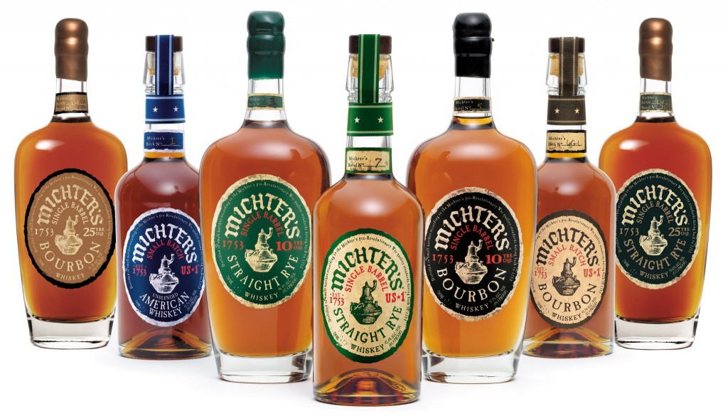 Michter's Whiskey Collection