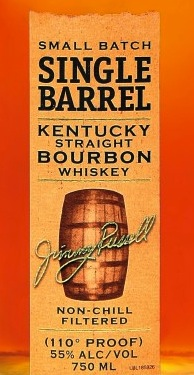 Single Barrel Russell's Reserve Bourbon