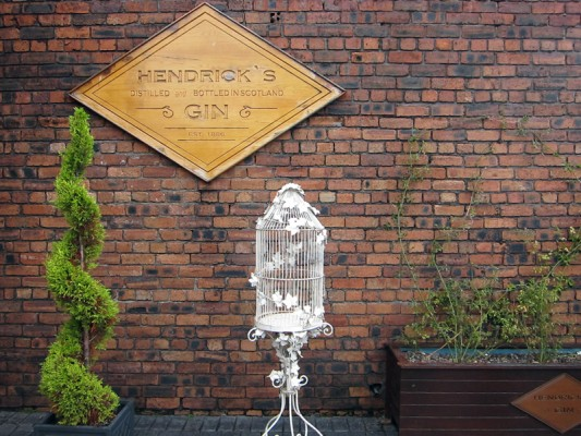 Hendricks Gin Distillery, Scotland