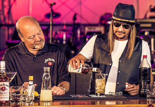 Kid Rock Jim Beam