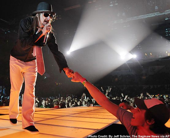 "Kid Rock Live on ""Best Night Ever"" Tour"