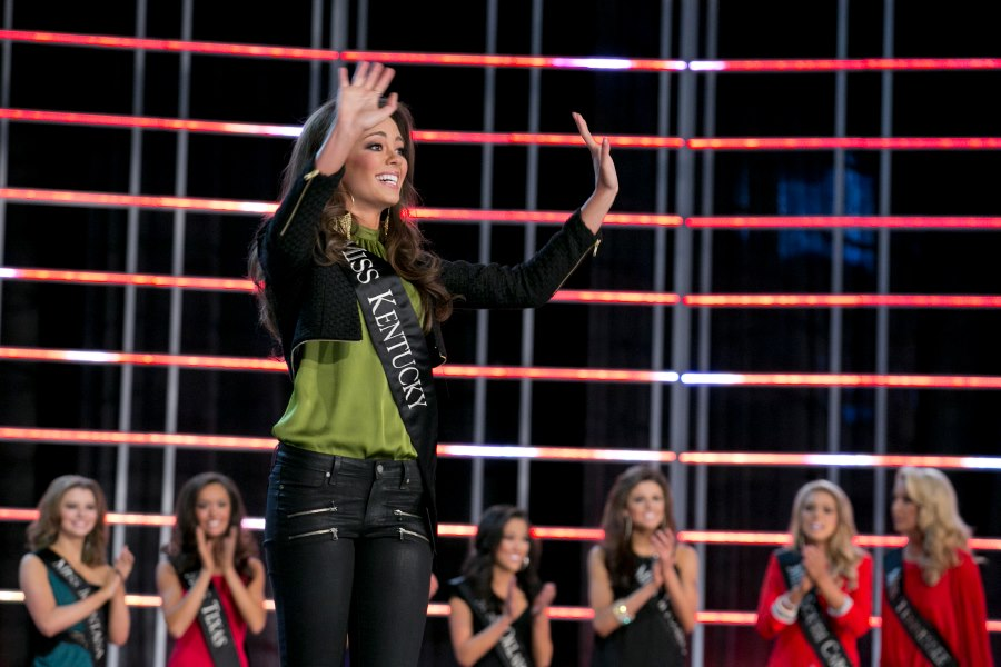 Miss Kentucky Jessica Casebolt