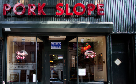 Pork Slope, Brooklyn, New York