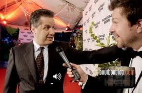 Tom Fischer interviews John Calpari at Barnstable Brown Gala